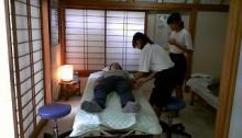 まなべ整膚療院 職場体験