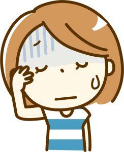 台風 頭痛 整膚